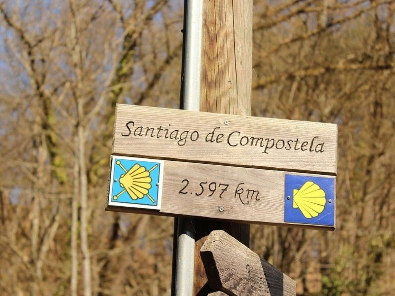 Il Cammino Di Santiago