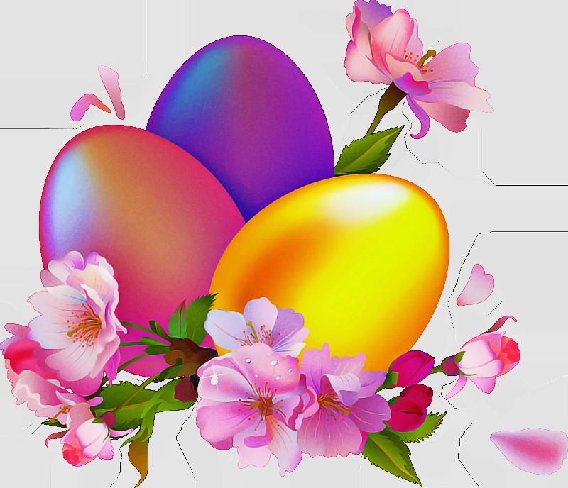 Pasqua a tavola in famiglia - Uova Coloratedi Pasqua