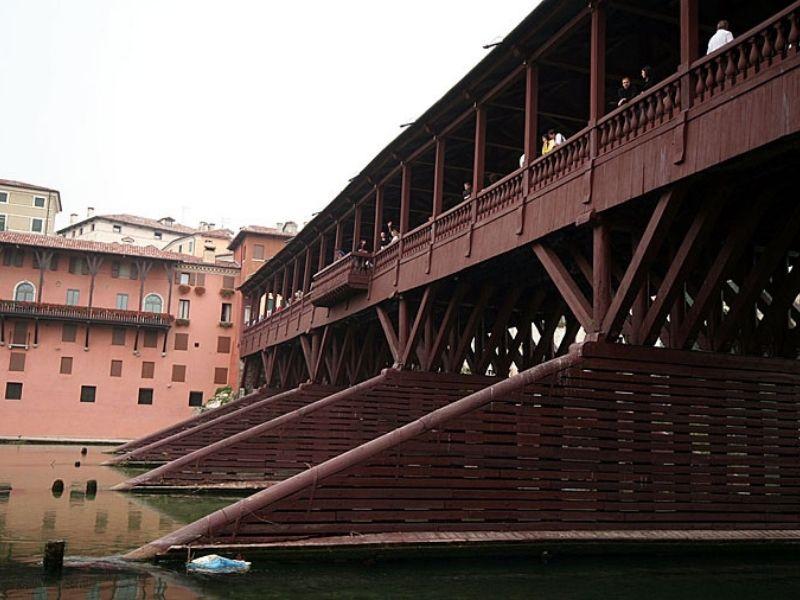 Ponte Visto Dal Brenta