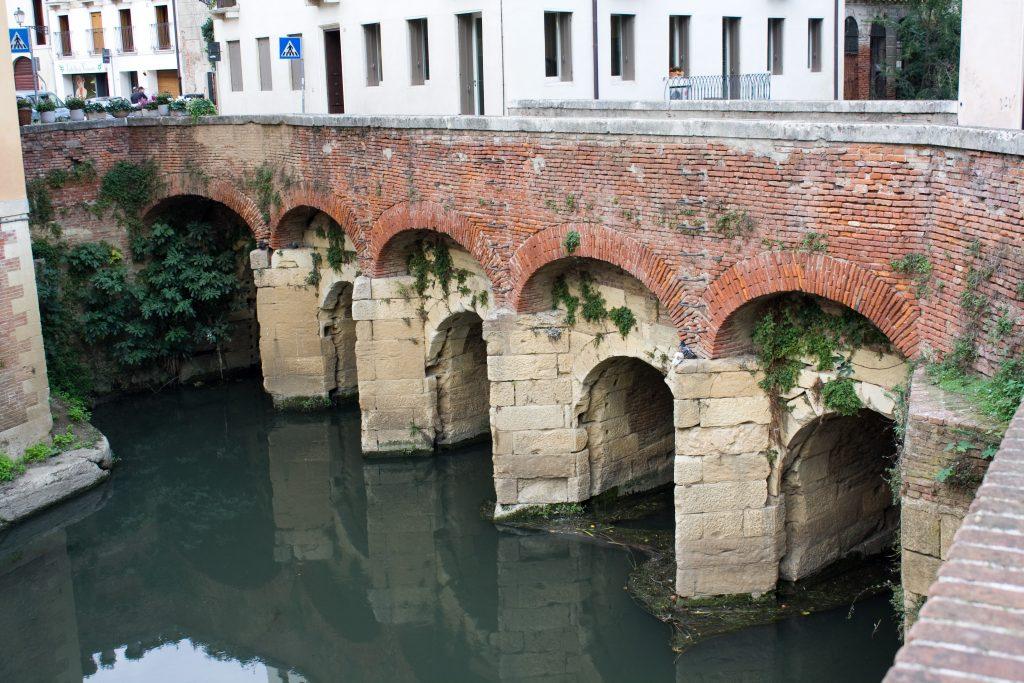 Passeggiando per Vicenza - Ponte Barche a Vicenza