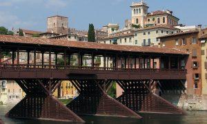 ponte degli alpini restaurato - Ponte Di Bassano dopo il restauro