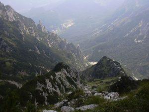Escursione nel Monte Pasubio - Monte Pasubio da ovest